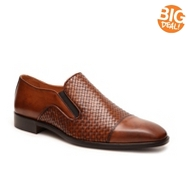 Mercanti Fiorentini Woven Cap Toe Slip-On