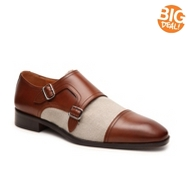 Mercanti Fiorentini Canlea Monk Strap Slip-On