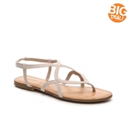 Madden Girl Kisses Flat Sandal