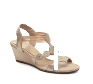 New York Transit Love You Wedge Sandal