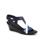 New York Transit Very Likeable Wedge Sandal