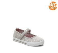 Carter's Victoria 3 Girls Toddler Velcro Mary Jane Sneaker