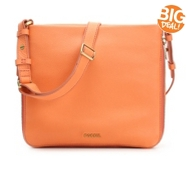 Fossil Preston Leather Crossbody Bag
