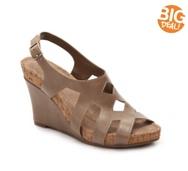 Aerosoles Palm Plush Wedge Sandal