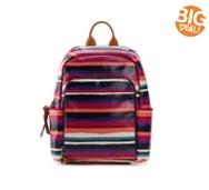 Fossil Striped Keyper Backpack