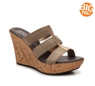 Italian Shoemakers Mystic Wedge Sandal