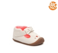 Carter's Every Step Amy Stage 1 Girls Infant Velcro Crib Shoe
