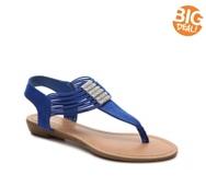 Madden Girl Tiff Flat Sandal