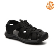 Khombu Blue Shark 2 Fisherman Sandal