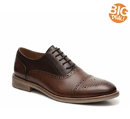 Warfield & Grand Public Cap Toe Oxford