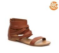 Mercanti Fiorentini Lucilla Flat Sandal