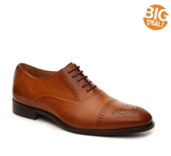 Mercanti Fiorentini Perforated Cap Toe Oxford