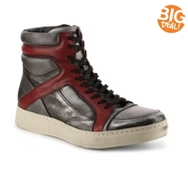 John Varvatos Mac High-Top Sneaker