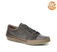 John Vatvatos Side Zip High-Top Sneaker