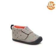 Carter's Every Step Andy Stage 1 Boys Infant Velcro Crib Shoe