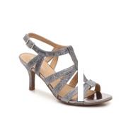 Naturalizer Pendant Glitter Sandal