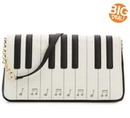 Betsey Johnson Piano Crossbody Bag