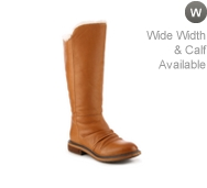 Naya Raptor Wide Calf Riding Boot