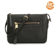 Perlina Intrigue Leather Crossbody Bag
