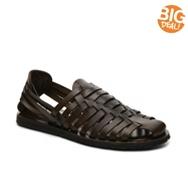 Mercanti Fiorentini Woven Huarache Sandal