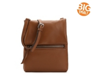 Perlina Ellena Leather Crossbody Bag