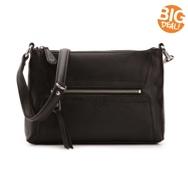 Perlina Mona Leather Crossbody Bag