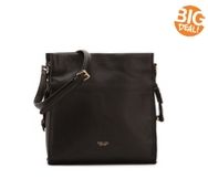 Perlina Mackenzie Leather Crossbody Bag