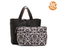 Urban Expressions Woven Reversible Tote