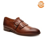 Mercanti Fiorentini Fringe Monk Strap Slip-On