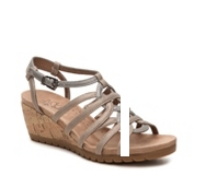 LifeStride Neva Wedge Sandal