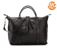 Kooba Jacob Leather Satchel