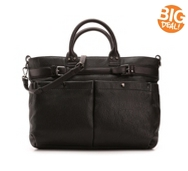 Kooba Kendra Leather Satchel