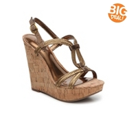 Carlos by Carlos Santana Barby Wedge Sandal