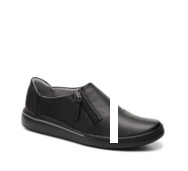 Clarks Penwick Molto Leather Slip-On Sneaker