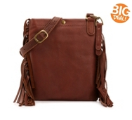 Lucky Brand Ricky Leather Crossbody Bag