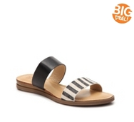 GC Shoes Breezy Striped Wedge Sandal