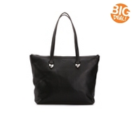 Perlina Bloom Leather Tote