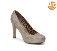 G by GUESS Lizia Glitter Platform Pump
