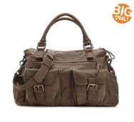 Liebeskind Britta Leather Satchel