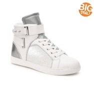 Guess Rollan High-Top Sneaker