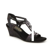 New York Transit Great Nature Wedge Sandal