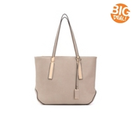 Madison West Metal Plate Tote