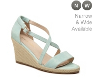 David Tate Salem Wedge Sandal