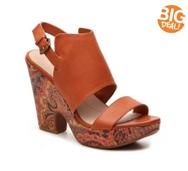 Naya Misty Leather Sandal