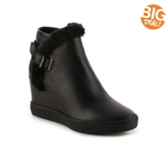 Aquatalia Cameron Wedge Bootie