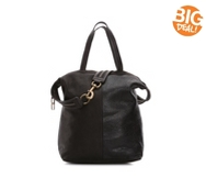Kelsi Dagger Convertible Leather Tote
