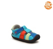Stride Rite Crawl Catch Of The Day Boys Infant Crib Shoe