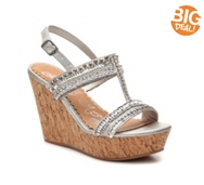 Naughty Monkey Azteca Wedge Sandal
