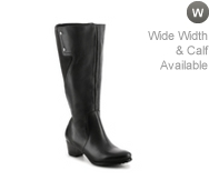 Blondo Crystal Wide Calf Boot