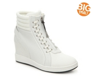 L.A.M.B. Georgi High-Top Wedge Sneaker